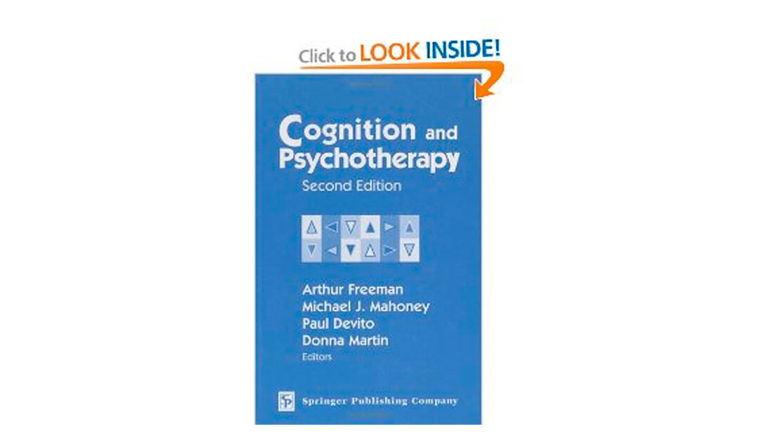 (English) Cognition and Psychotherapy