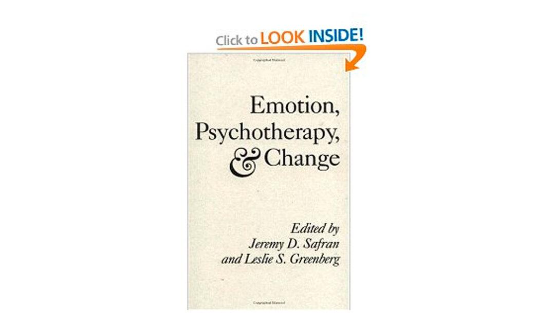 Emotion, psychotherapy & change